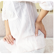 腰の痛み(腰痛)